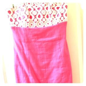 Lily Pulitzer dress, worn once